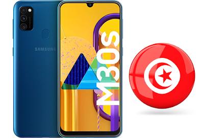 سعر هاتف سامسونج جالكسي Samsung Galaxy M30s في تونس سعر هاتف سامسونج جالكسي ام 30اس في تونس - prix Samsung Galaxy M30s en tunisie