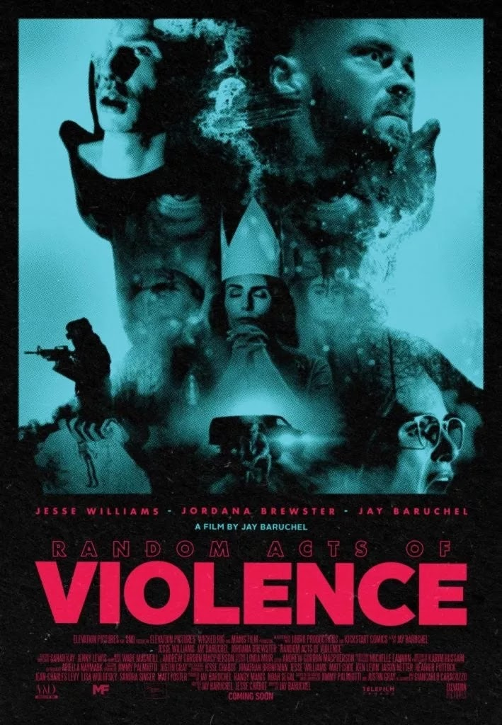 Random Acts of Violence [HDRip] [Streaming] [Telecharger]