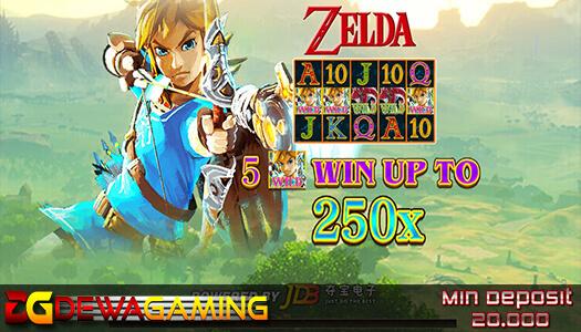 APK Fafaslot Zelda JDB Gaming
