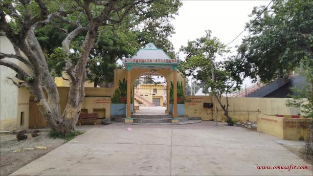 kariyaki dham entrance