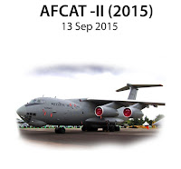 AFCAT 2 2015 question paper