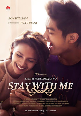 Poster Film Stay With Me