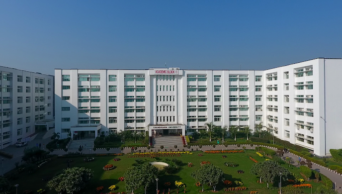 Chandigarh University introduces Industry driven futuristic programs