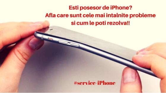probleme iPhone