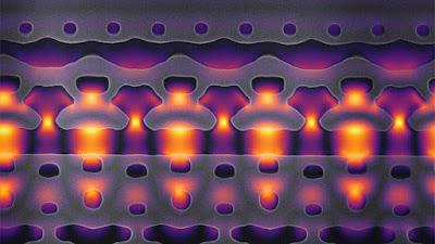 Cientistas de Stanford criam um acelerador de partículas em miniatura em um chip