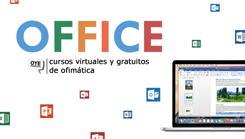 711787460 Los programas Office se han convertido en una herramienta indispensable en  el desempeño laboral y personal de cualquier profesional.