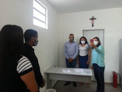 TJ/AL realiza cinco casamentos  em  Mata Grande, Inhapi e  Canapi  por videoconferência