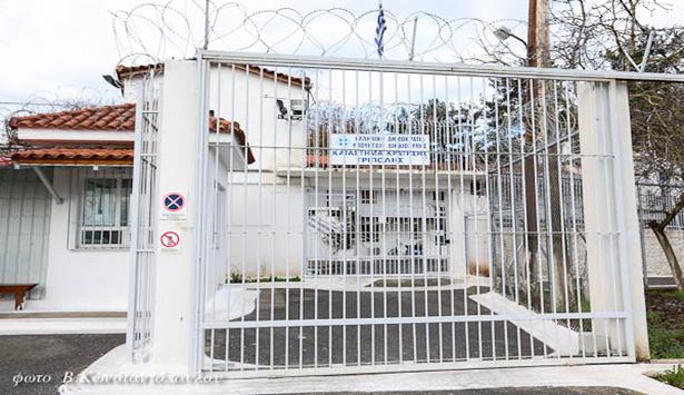 Με πυροβολισμούς εξωτερικοί φρουροί απέτρεψαν απόδραση από τις φυλακές Τριπόλεως
