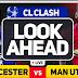 Leicester Siap Jegal Man United Raih Tiket Liga Champions