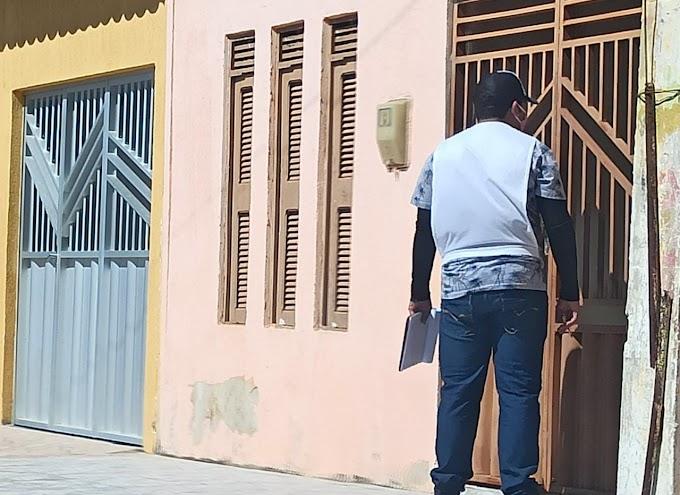 Pesquisa eleitoral sonda intenção de voto em Grossos