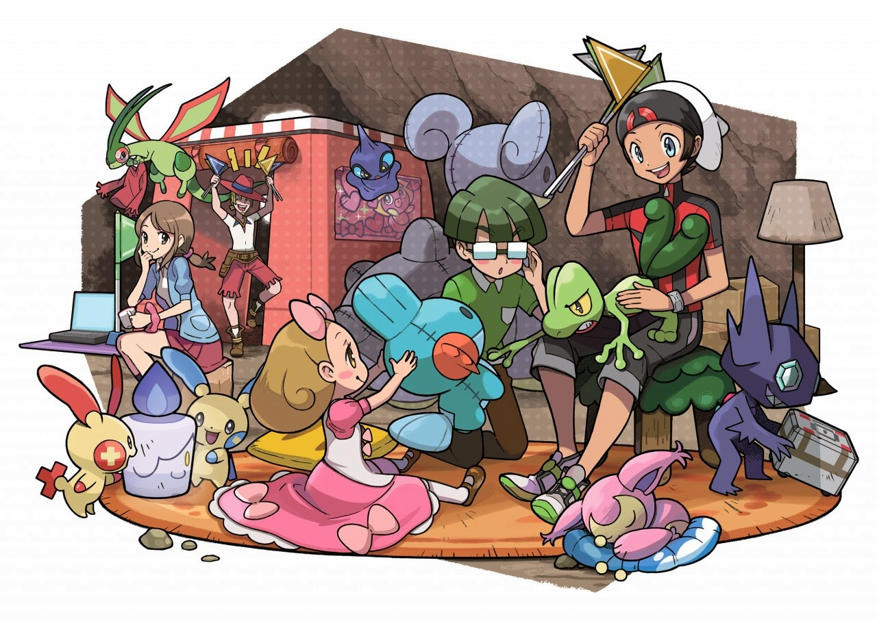 Ruby And Sapphire Remake Hints