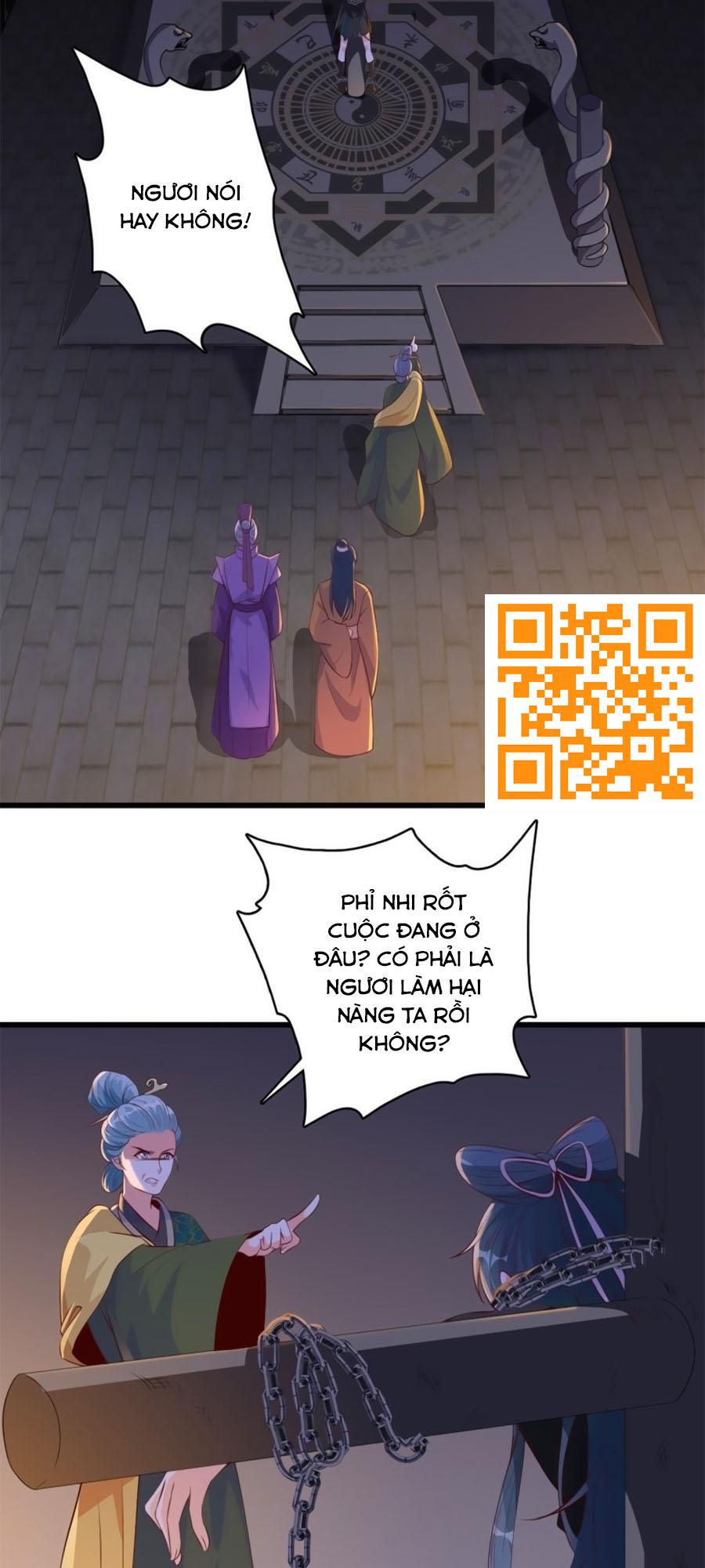 Phản Phái Nữ Đế Lai Tập chap 31 - Trang 2