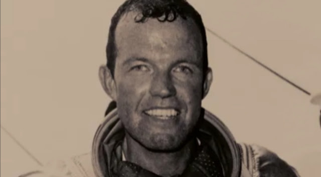 Astronaut Gordon Cooper in 1951