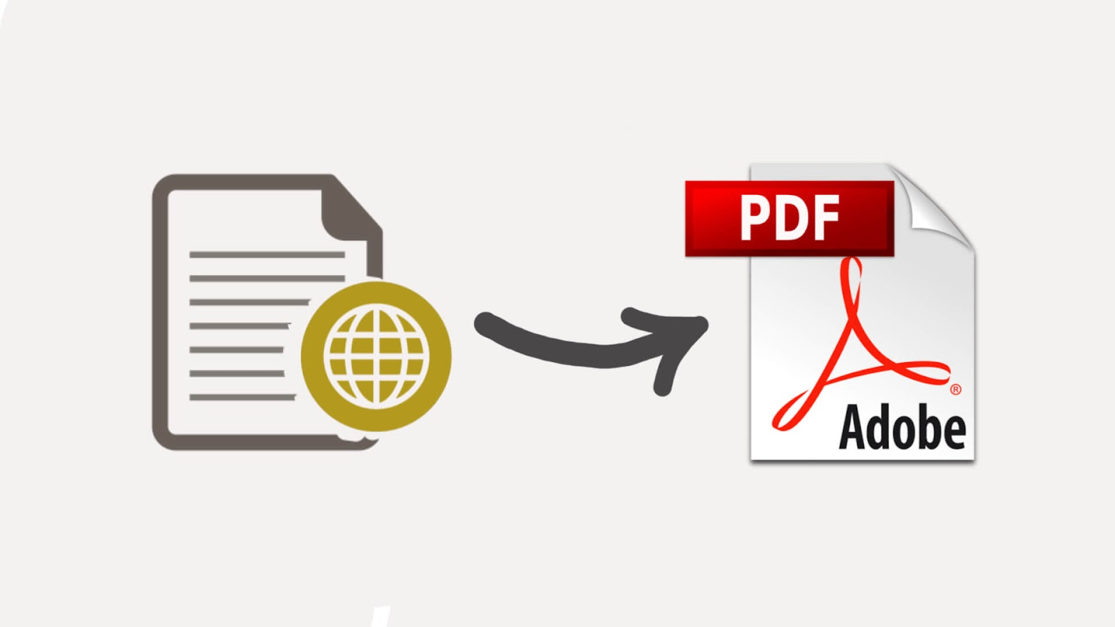 Save web page as PDF file on iPhone