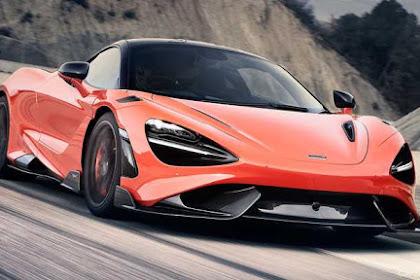 2021 McLaren 765LT Review