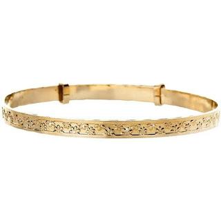 Women bracelet 9 carat
