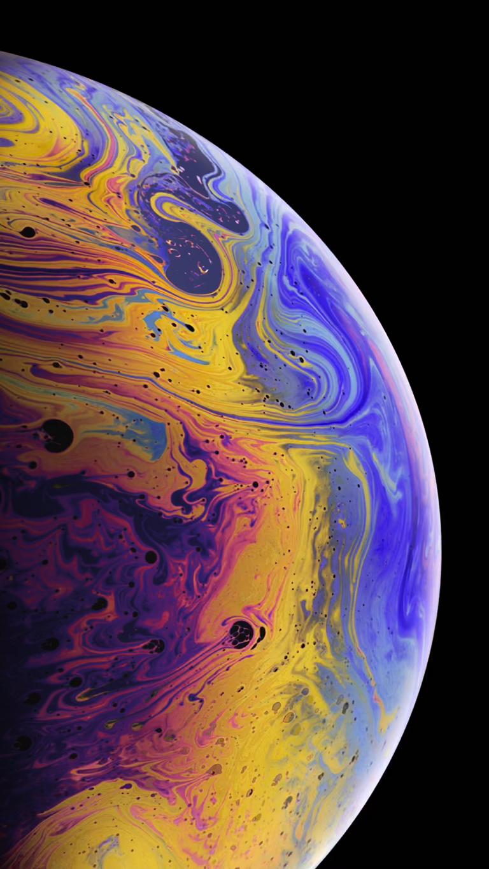 أروع خلفيات ايفون Xs Max و Xs و Xr الاصليه Wallpaper Iphone 4k