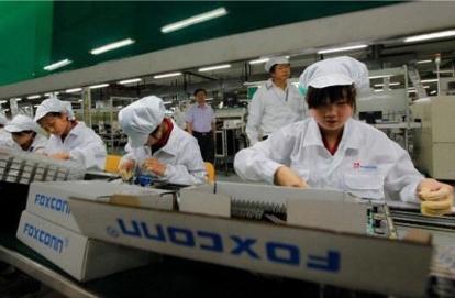 Foxconn tutup sementara Pabriknya di China, Produk Apple Terancam