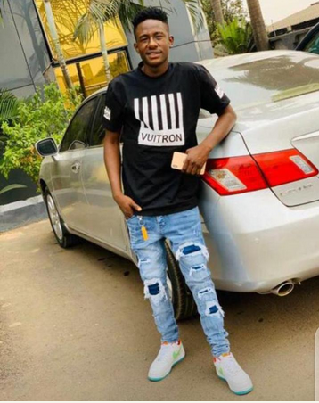 Photos of Leo Wire who was kidnapped and murdered by jealous friend