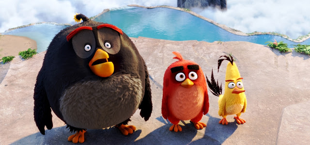 The Angry Birds Movie (2016) 720p Subtitle Indonesia