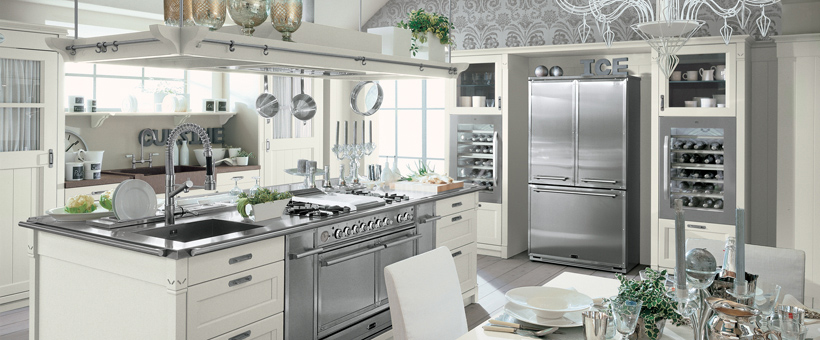 meuble cuisine style campagne images. Black Bedroom Furniture Sets. Home Design Ideas