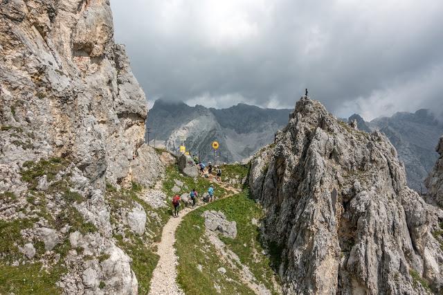 Die schönsten Wanderungen an der Zugspitze – Das sind unsere Top 5. Wandern an der Zugspitze. 01