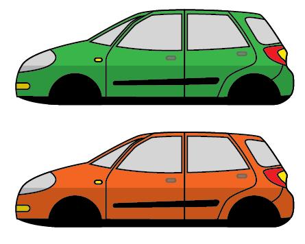 Menggambar Mobil Style Flat Dengan Adobe Illustrator