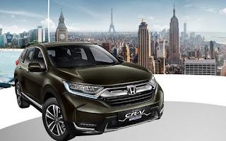 mobil terbaik Honda CR-V