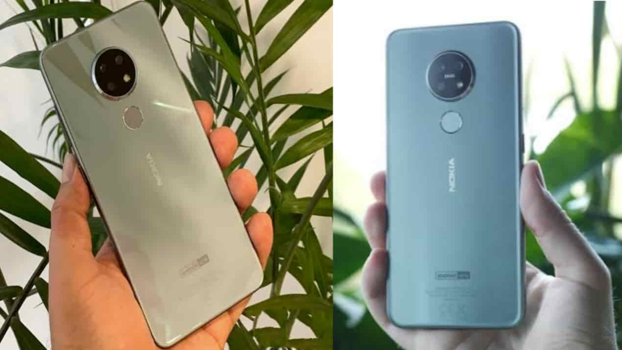 Nokia 7.2 and Nokia 6.2 launch with 6.3-inch full-hd+ display, equipped with three rear cameras and 3,500mAh Battery