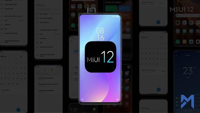 تحديث MIUI 12 لهاتف شاومي Redmi K20 / Mi 9T الاصدار العالمي المستقر [لينك التحميل]