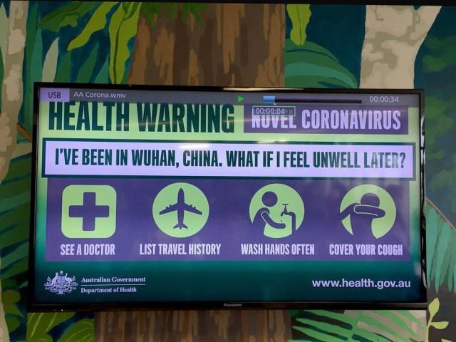 Gara-gara Virus Corona, Mahasiswa China di Australia Diintimidasi