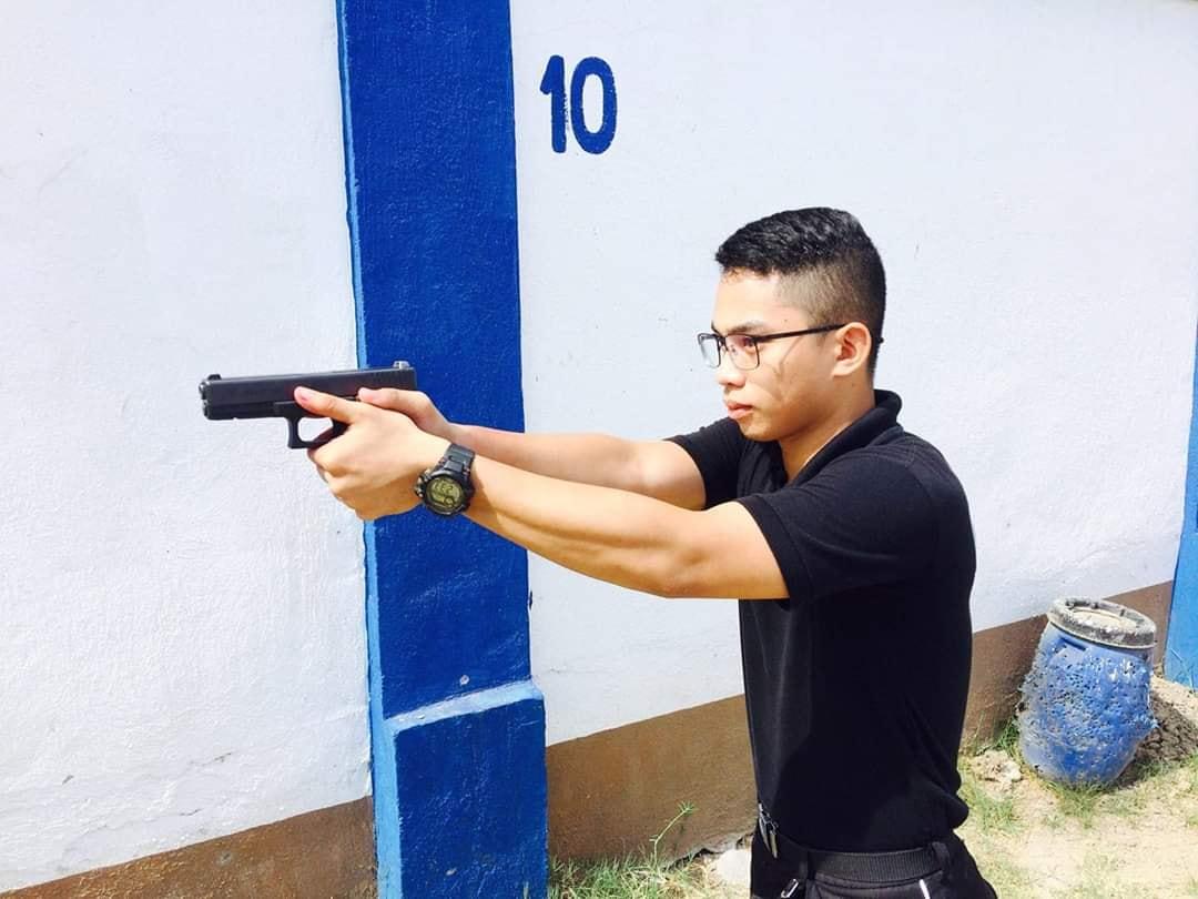 John Patrick Aguado Privado Criminology board exam top 2