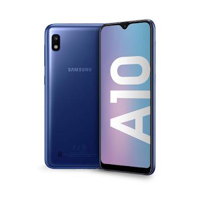 Samsung Galaxy A10 Smartphone Terbaik RAM 2GB 2020