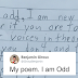 Autistic Boy Wrote A Heart-Melting Poem That Made His Teacher Burst Into Tears