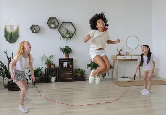 aprende ingles juego saltar a la cuerda comba jump rope