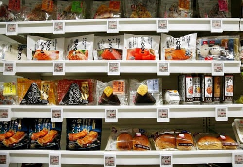 Japan is using artificial intelligence to combat food waste