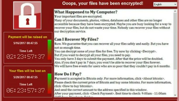 Wannacry, ransomware,virus,attack,cyberattack,hacking,news,phishing attack,email,safty,us,bbc,chain,mashable,Gizmodo