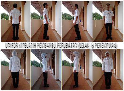 Kerjaya penolong pegawai perubatan untuk lepasan spm for Uniform spa malaysia