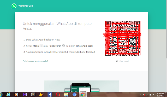 WhatsApp Web - ArgulNesia