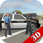 Police Cop Simulator. Gang War (Unlimited Money)