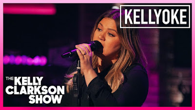 Kelly Clarkson Brings Kellyoke To An R&B Stellar 1990s Visit. Covering TLC Iconic 'Diggin' On You'! 🕯🌟🎶🎙🎭 Via, The Kelly Clarkson Show.