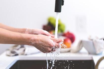 Cara Mencuci Tangan Hingga Bersih