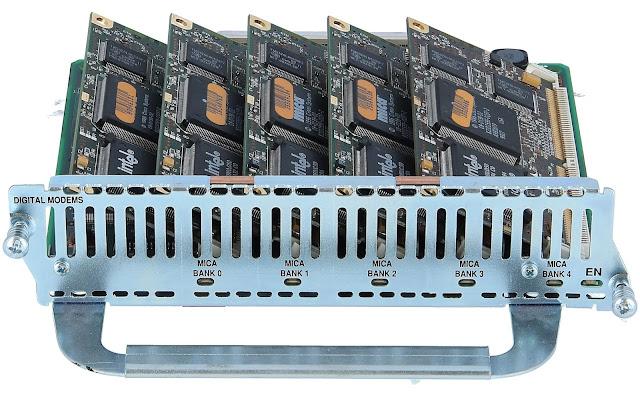 Cisco NM-30DM Module