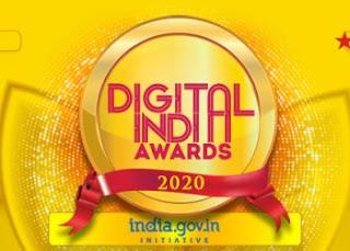 6th Digital India Awards 2020