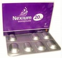 مشكلة بلع نيكسيوم كبسولة Nexium Caps علاج الم المعدة