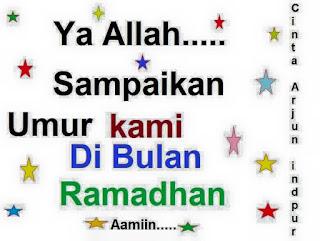 Selamat Tinggal Ramadhan