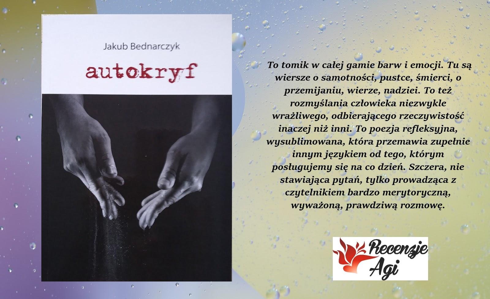 Recenzje Agi Autokryf Jakub Bednarczyk