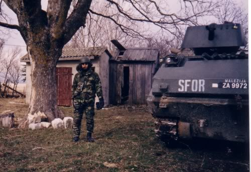Sniper Tun Mamat - Kisah Pasukan Gerak Khas Malaysia Di Bosnia