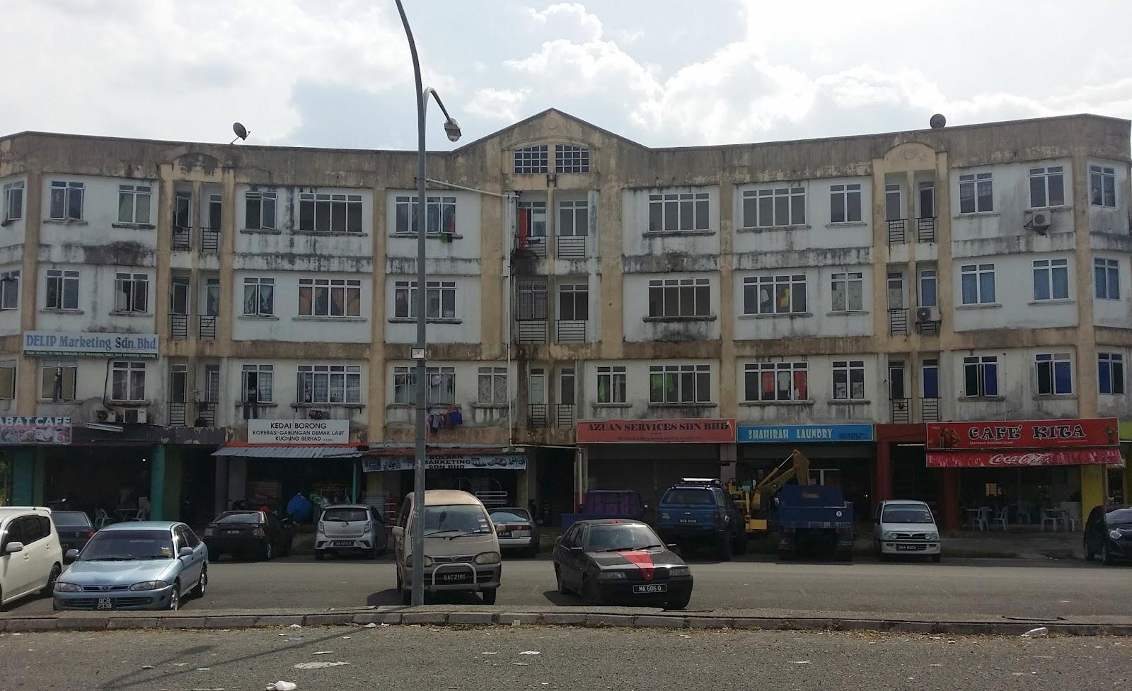 Ihram Kids For Sale Dubai: Kuching Real Estate & Properties: Apartment At Demak Laut