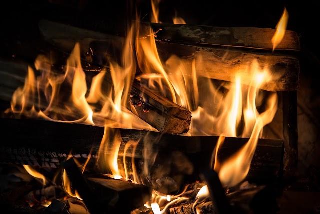 Пожар и кражба в тетевенско